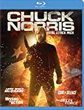 Chuck Norris Action Pack (Code of Silence / Delta Force / Lone Wolf McQuade / Missing In Action) (Bilingual) [Blu-ray]