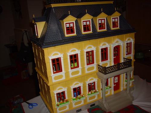 Playmobil 5301 la maison traditionnelle maison for Maison traditionnelle 5301