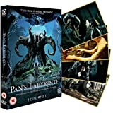 Pan's Labyrinth (Exclusive to Amazon.co.uk - Limited Edition Art Cards and Slipcase) [DVD] [2006]
