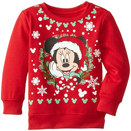 Disney Character Ugly Christmas Sweater Party