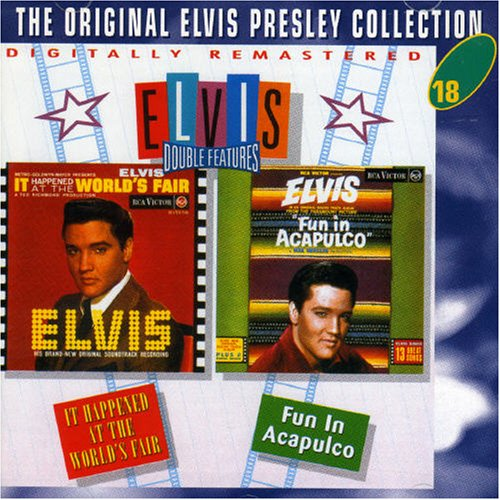 Elvis Presley - It Happened At The World