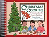 Christmas Cookies!: A Cookbook with Cookie Cutters