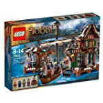 LEGO The Hobbit - Persecuci�n en Ciud...