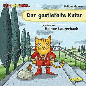 Der gestiefelte Kater Hörbuch von  Brüder Grimm Gesprochen von: Heiner Lauterbach