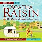 Agatha Raisin: The Quiche of Death and the Vicious Vet (Dramatisation) Radio/TV von M. C. Beaton Gesprochen von: Penelope Keith