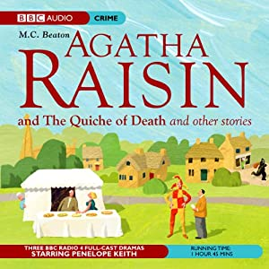 Agatha Raisin: The Quiche of Death and the Vicious Vet (Dramatisation) | [M. C. Beaton]