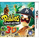 Rabbids Travel in Time - Nintendo 3DS Standard Edition