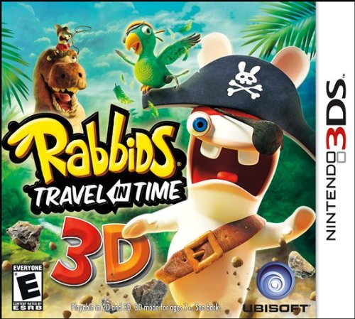 Rabbids Travel in Time