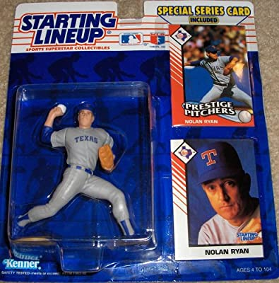 Nolan Ryan 1993 MLB Starting Lineup