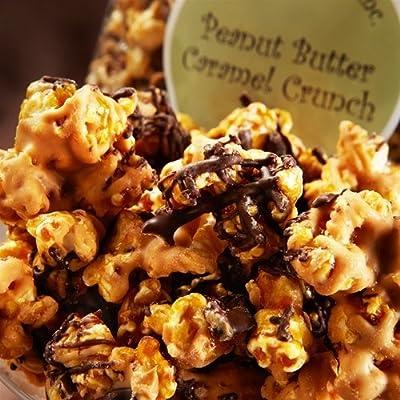 Peanut Butter Caramel Gourmet Popcorn 8oz. Bag