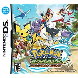 Amazon.com: Pokemon Ranger: Guardian Signs: Video Games