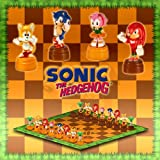 Sonic The Hedgehog Collectible 3D Chess Set