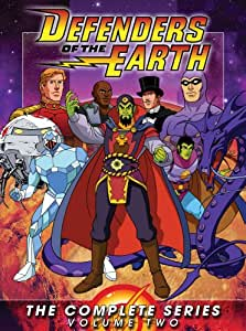 Defenders of the Earth - The Complete Series, Vol. 2
