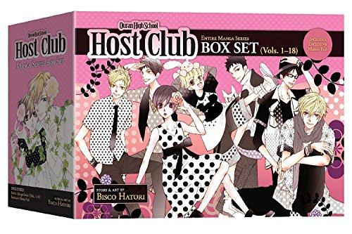 Ouran High School Host Club Box Set