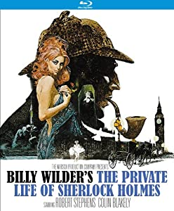 The Private Life of Sherlock Holmes [Blu-ray]