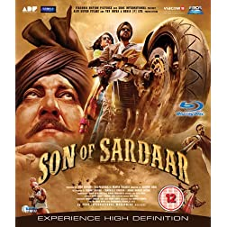 Son of Sardaar [Blu-Ray]