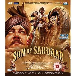 Son of Sardaar [Blu-Ray]