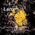 Lenz Audiobook by Georg Büchner Narrated by Hans Jochim Schmidt