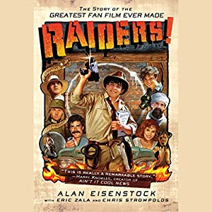 Raiders! Audiobook