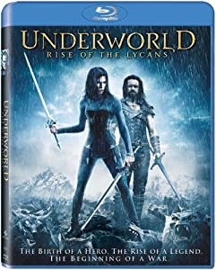 Underworld 3: Le soulèvement des Lycans [Blu-ray] [Import belge]