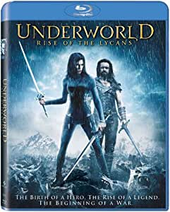 Underworld 3: Le soulèvement des Lycans [Blu-ray] [Import belge]