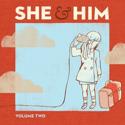 CD : She & Him - Volume Two (Digipack Packaging)