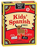 img - for Magnetic Poetry Kids Spanish Kit (English and Spanish Edition) book / textbook / text book