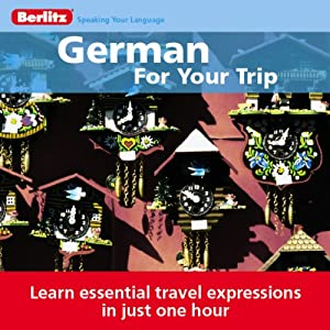 German for Your Trip Audiobook
