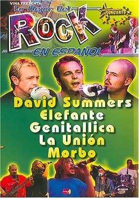 Lo Mejor del Rock en Espanol: Lluvia de Estrellas en Concierto