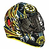 NHL Boston Bruins SX Comp GFM 100 Goalie Face Mask at Amazon.com