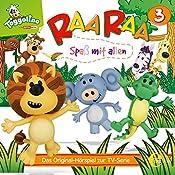 Spaß mit allen (Raa Raa 3): Das Original-Hörspiel zur TV-Serie | Thomas Karallus