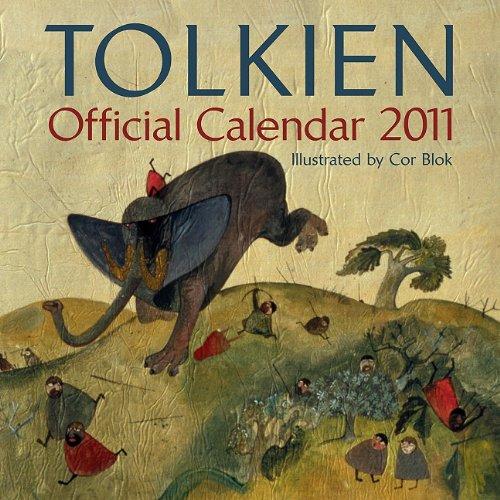 Tolkien Calendar 2011