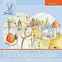 10 Minuten Einschlafgeschichten (Einschlafgeschichten 1) Hörbuch von Katja Ruhl Gesprochen von: Jürgen Fritsche