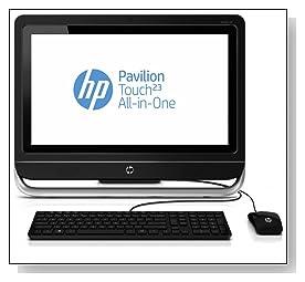HP Pavilion 23-f390 Review
