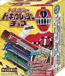 トッキュウジャー トッキュウレッシャー チョコ 14個入 BOX (食玩・チョコレート)