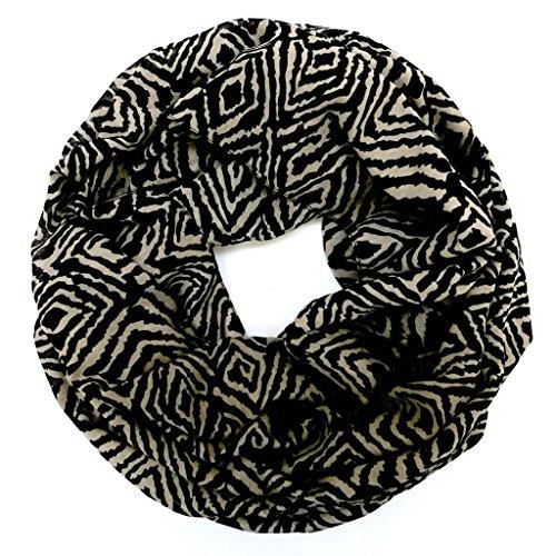 accessu-Echarpe-Foulard-pour-Femme-African-Rhomb-Ethno-Pattern