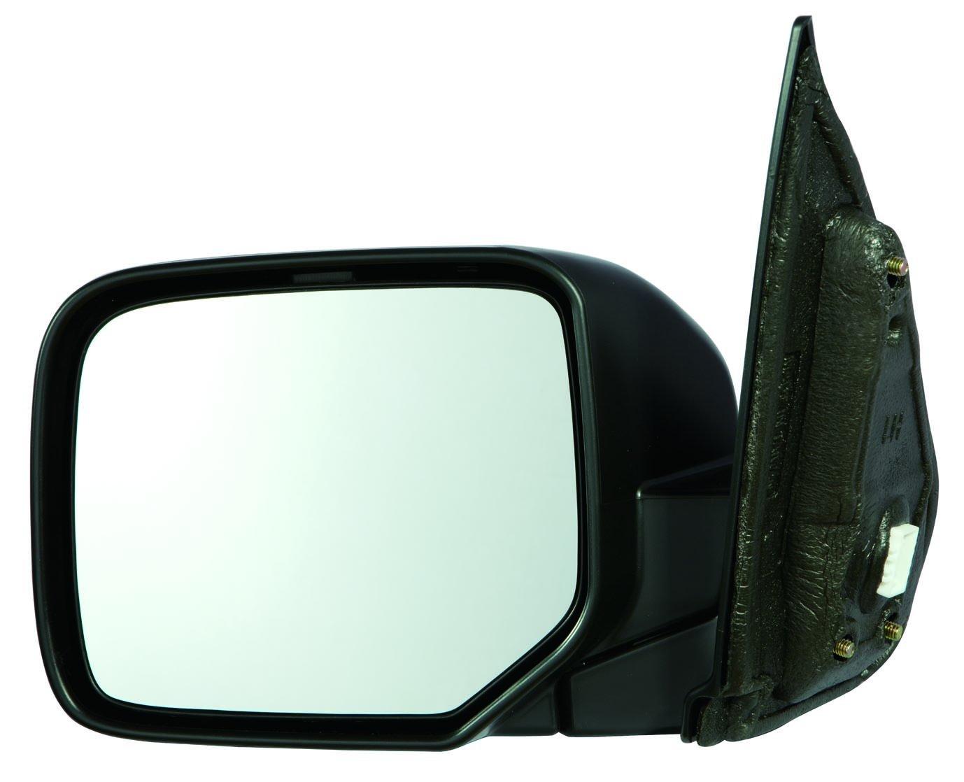DEPO 317-5420L3EB1 Honda Pilot Driver Side Textured Non-Heated Power Mirror оптика depo спб