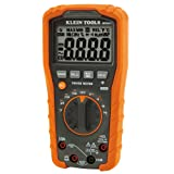 Digital Multimeter, Auto-Ranging, 1000V Klein Tools MM600 (Tamaño: Standard)