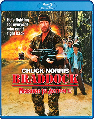 Braddock: Missing in Action III [Blu-ray]