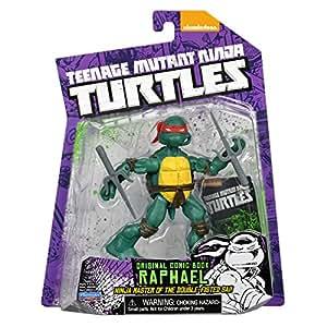 Teenage Mutant Ninja Turtles Teenage Mutant Ninja Turtles Comic Book Raphael Figure