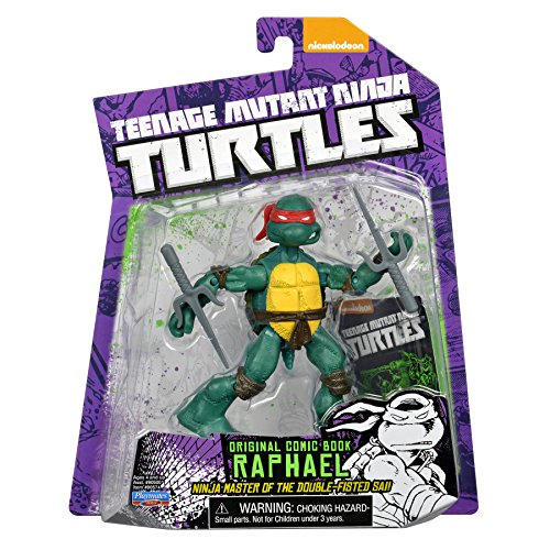 Teenage Mutant Ninja Turtles Comic Book Raphael Figure