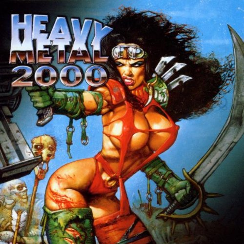 Heavy Metal 2000 [Latino]