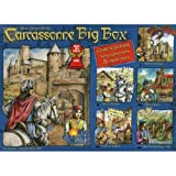 Carcassonne Big Box with Five Expansionsby Rio Grande Games