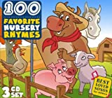 echange, troc Various Artists - 100 Favorite Nursery Rhymes