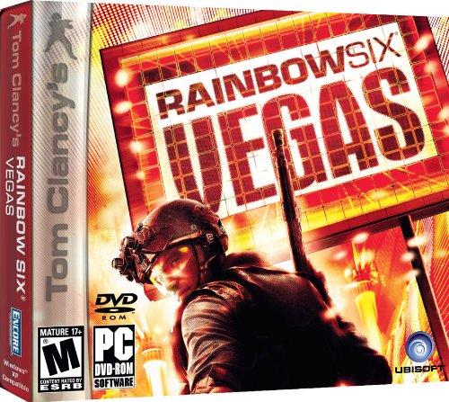 Rainbow 6: Vegas Jc front-553918