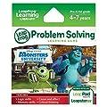 LeapFrog Explorer Game: Disney-Pixars Monsters University (for LeapPad and Leapster)