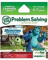 LeapFrog - Explorer - Learning Game - Monsters University - Version Anglaise (Import Royaume-Uni)