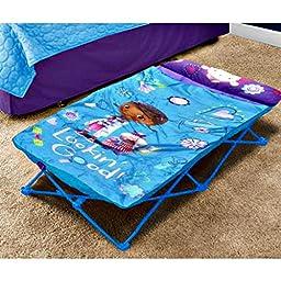 Doc Mcstuffins Disney Go Folding Slumber Bed