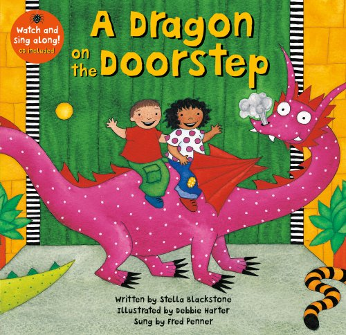 A Dragon on the Doorstep CD