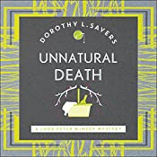 Unnatural Death: Lord Peter Wimsey, Book 3 | Dorothy L. Sayers
